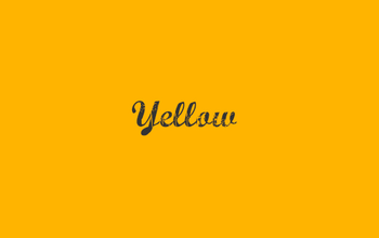 yellow branding and digital marketing