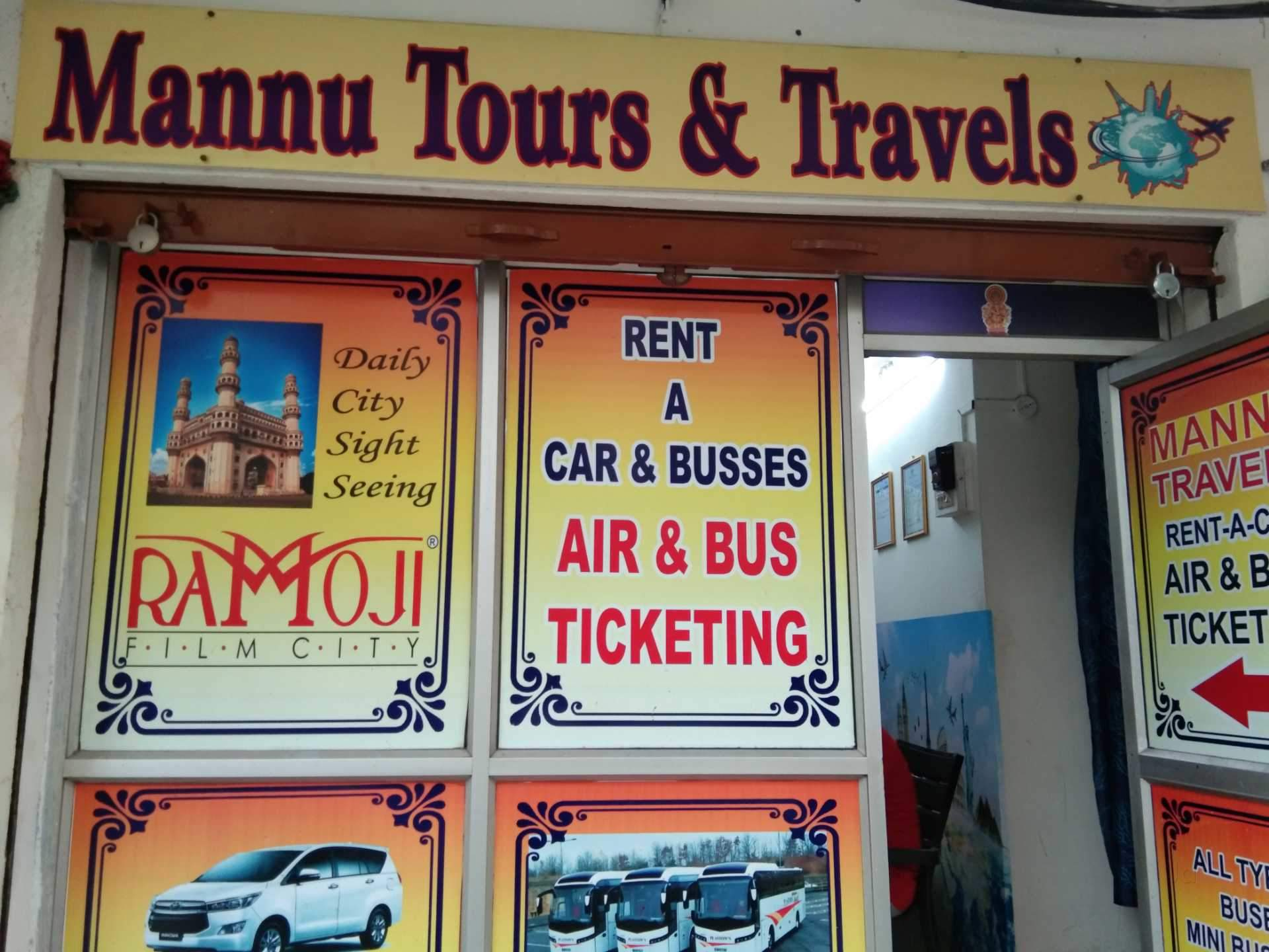 mannu tours and travels