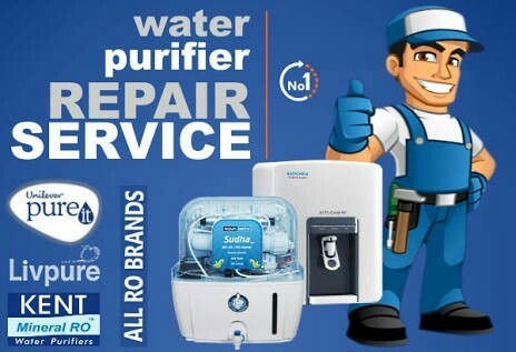 water purifier repair
